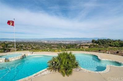 8 Quail Ridge Road N, Rolling Hills, CA 90274 - MLS#: SB17261944