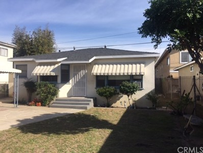 16326 S Denker Avenue, Gardena, CA 90247 - MLS#: SB17262521