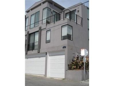 1140 Ocean Drive, Manhattan Beach, CA 90266 - MLS#: SB17267696