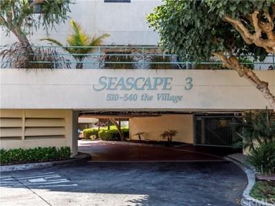 510 The Village UNIT 201, Redondo Beach, CA 90277 - MLS#: SB17269762