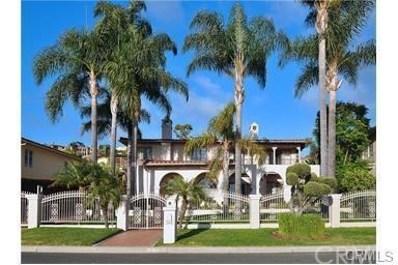1548 Via Martinez, Palos Verdes Estates, CA 90274 - MLS#: SB17271802
