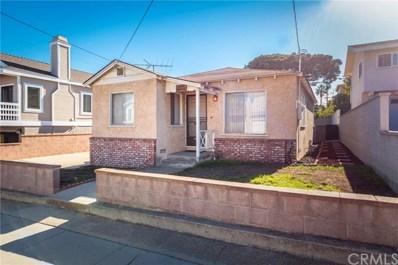 1246 20th Place, Hermosa Beach, CA 90254 - MLS#: SB17274451