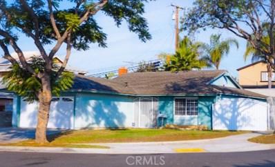 1889 E Abbottson Street, Carson, CA 90746 - MLS#: SB17276676