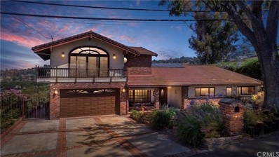 27316 Sunnyridge Road, Palos Verdes Peninsula, CA 90274 - MLS#: SB17277777