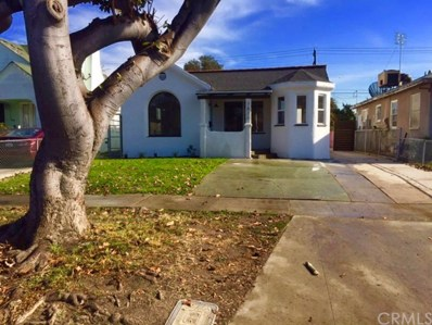7826 S Denker Avenue, Los Angeles, CA 90047 - MLS#: SB17280224