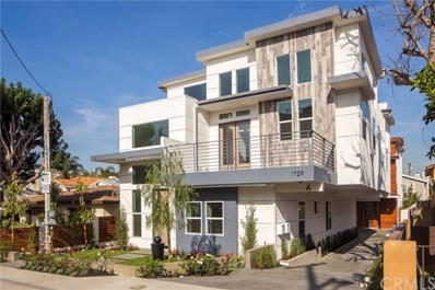 1729 Harriman Lane UNIT A, Redondo Beach, CA 90278 - MLS#: SB17280661