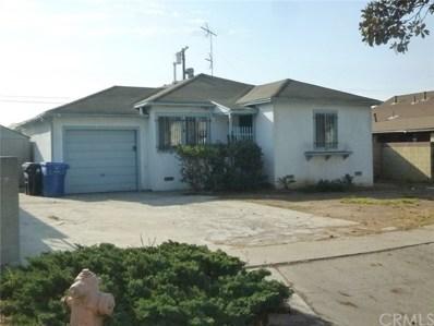 802 W 146th Street, Gardena, CA 90247 - MLS#: SB17280789