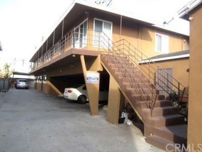 4387 W 134th Street UNIT E, Hawthorne, CA 90250 - MLS#: SB18003775