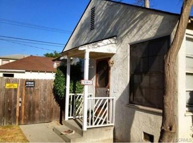 2118 Cabrillo Avenue UNIT C, Torrance, CA 90501 - MLS#: SB18004432