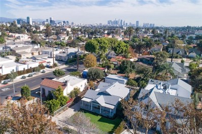 1054 S Plymouth Boulevard, Los Angeles, CA 90019 - MLS#: SB18005648