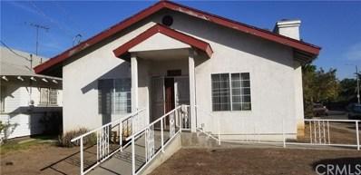 3440 S Budlong Avenue, Los Angeles, CA 90007 - MLS#: SB18006566