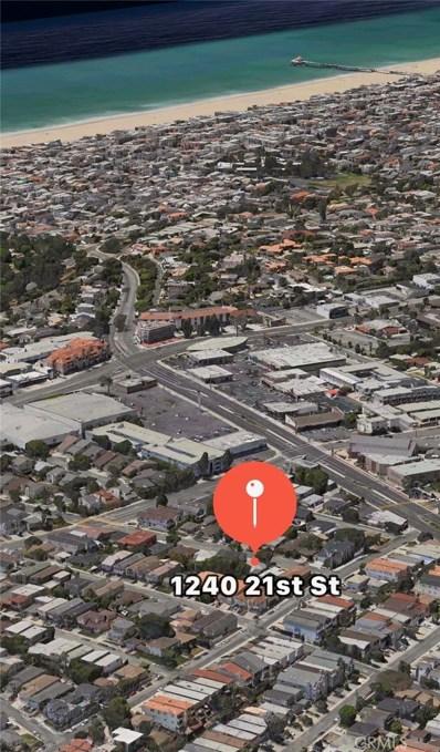 1240 21st Street, Hermosa Beach, CA 90254 - MLS#: SB18006833
