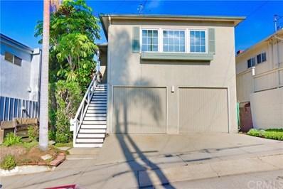607 8TH Place, Hermosa Beach, CA 90254 - MLS#: SB18008025