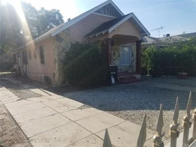 132 E 119th Street, Los Angeles, CA 90061 - MLS#: SB18008319