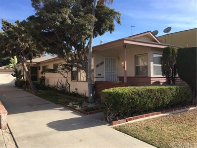 11904 Eucalyptus Avenue, Hawthorne, CA 90250 - MLS#: SB18009126