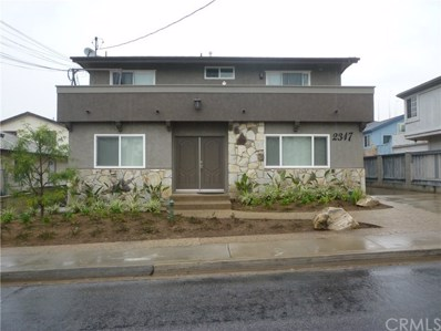 2317 Marshallfield Lane UNIT C, Redondo Beach, CA 90278 - MLS#: SB18010386