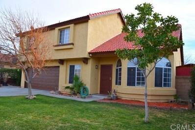 1116 Hook Avenue, Rosamond, CA 93560 - MLS#: SB18010593