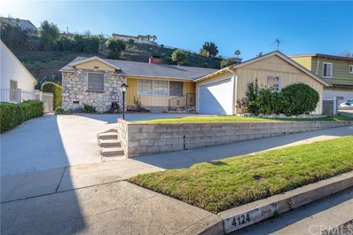 4124 Don Felipe Drive, Los Angeles, CA 90008 - MLS#: SB18012136