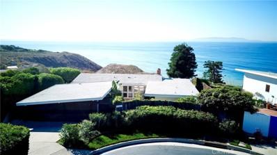 4105 Maritime Road, Rancho Palos Verdes, CA 90275 - MLS#: SB18013193