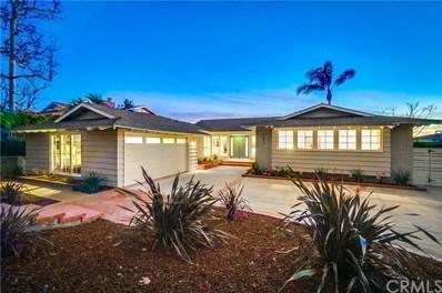 7292 Berry Hill Drive, Rancho Palos Verdes, CA 90275 - MLS#: SB18013688