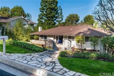 1 Stagecoach Road, Rolling Hills Estates, CA 90274 - MLS#: SB18014131