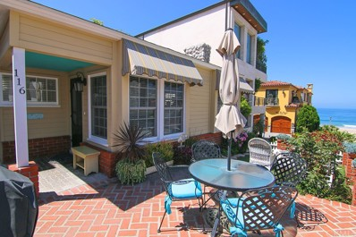 116 24th Street, Manhattan Beach, CA 90266 - MLS#: SB18016135