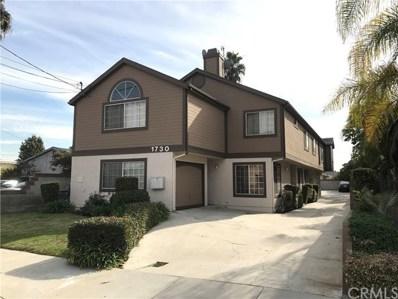 1730 W 149th Street, Gardena, CA 90247 - MLS#: SB18017632
