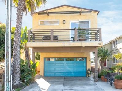 1158 8th Street, Hermosa Beach, CA 90254 - MLS#: SB18017920
