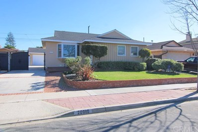 20010 Mansel Avenue, Torrance, CA 90503 - MLS#: SB18018525