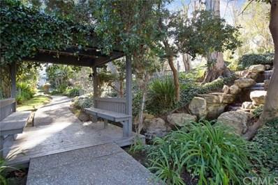 3603 W Hidden Lane UNIT 114, Rolling Hills Estates, CA 90274 - MLS#: SB18019465