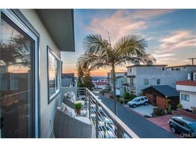 436 28th Street, Manhattan Beach, CA 90266 - MLS#: SB18020588