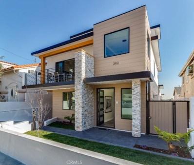 202 S Prospect Avenue UNIT A, Redondo Beach, CA 90277 - MLS#: SB18024116