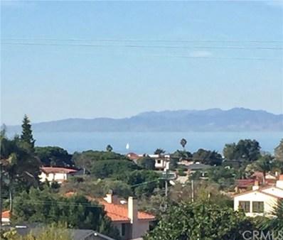 162 Via Los Miradores, Redondo Beach, CA 90277 - MLS#: SB18028252
