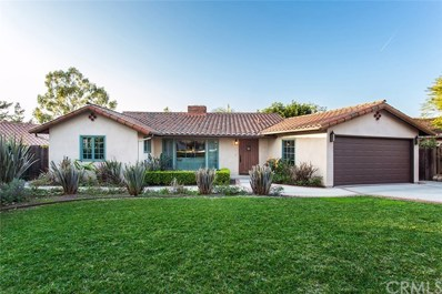 1105 Via Coronel, Palos Verdes Estates, CA 90274 - MLS#: SB18029244