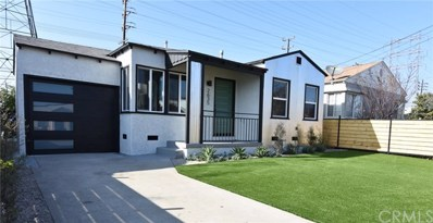 2635 S Genesee Avenue S, Los Angeles, CA 90016 - MLS#: SB18029328