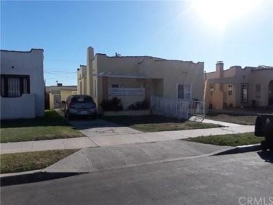 2044 W 65th Street, Los Angeles, CA 90047 - MLS#: SB18029578