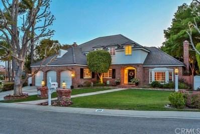 20 Santa Barbara Drive, Rancho Palos Verdes, CA 90275 - MLS#: SB18029605