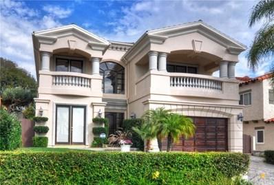 550 S Helberta Avenue, Redondo Beach, CA 90277 - MLS#: SB18029794