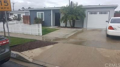 2921 W Caldwell Street, Compton, CA 90220 - MLS#: SB18031062
