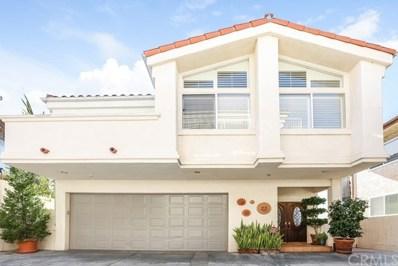 707 N Juanita Avenue UNIT B, Redondo Beach, CA 90277 - MLS#: SB18032278