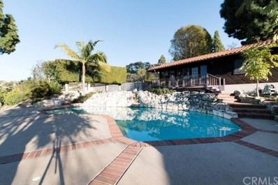 6857 Crest Road, Rancho Palos Verdes, CA 90275 - MLS#: SB18032675