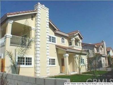 15219 N Larch Avenue N, Lawndale, CA 90260 - MLS#: SB18032870