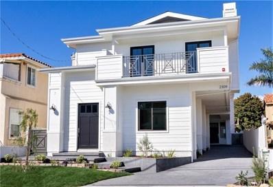 2309 Clark Lane UNIT A, Redondo Beach, CA 90278 - MLS#: SB18033028
