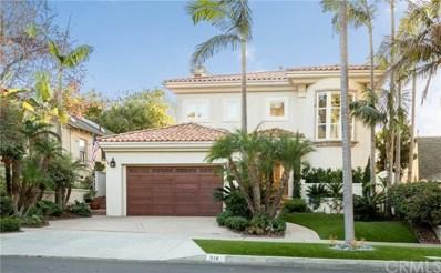 616 Sapphire Street, Redondo Beach, CA 90277 - MLS#: SB18033895