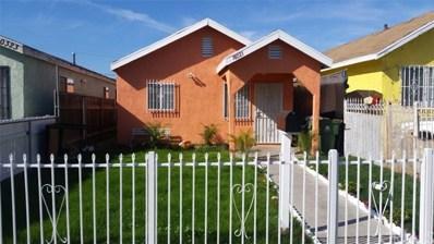 10321 Kalmia Street, Los Angeles, CA 90002 - MLS#: SB18034519