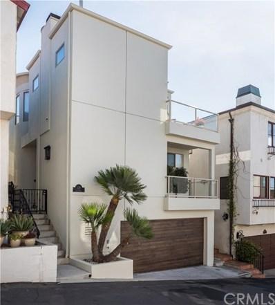 128 1st Place, Manhattan Beach, CA 90266 - MLS#: SB18034963