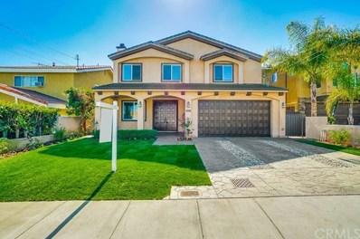 2016 Robinson Street, Redondo Beach, CA 90278 - MLS#: SB18035016