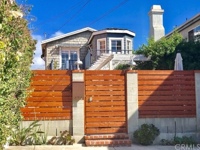 434 Gentry Street, Hermosa Beach, CA 90254 - MLS#: SB18037074