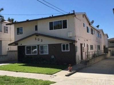503 N Elena Avenue, Redondo Beach, CA 90277 - MLS#: SB18038421