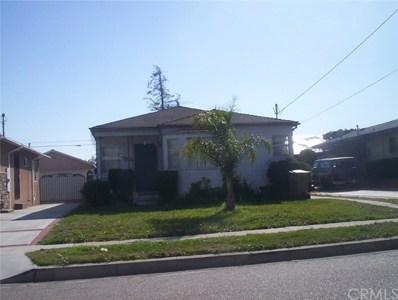 4720 W 137th Street, Hawthorne, CA 90250 - MLS#: SB18038523